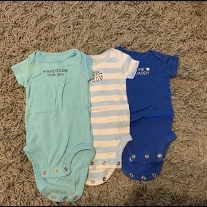 Baby boy clothing NEWBORN